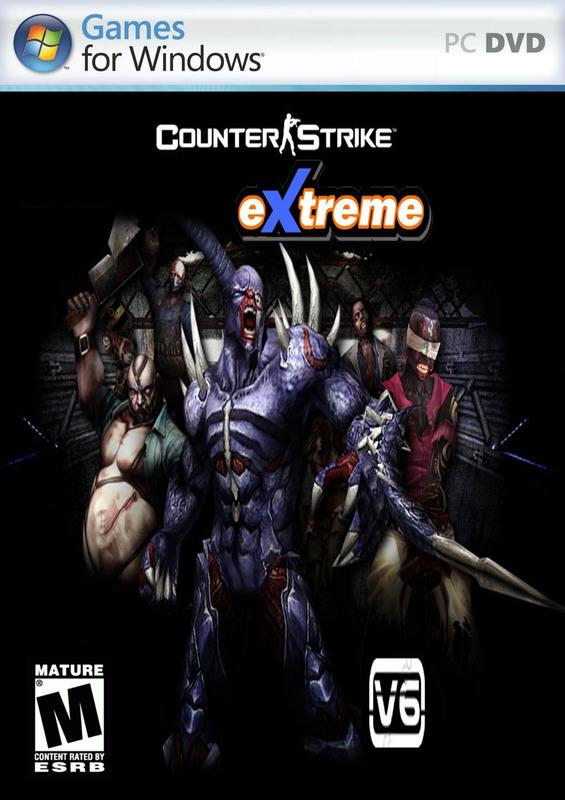 counter strike xtreme v6 gun