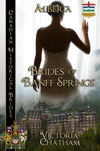 Brides of Banff Springs