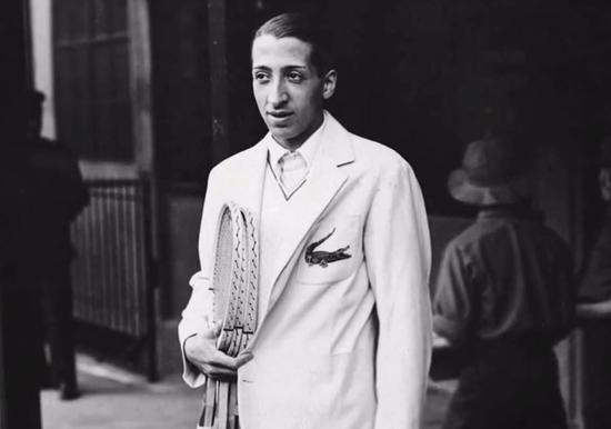 René Lacoste 1926