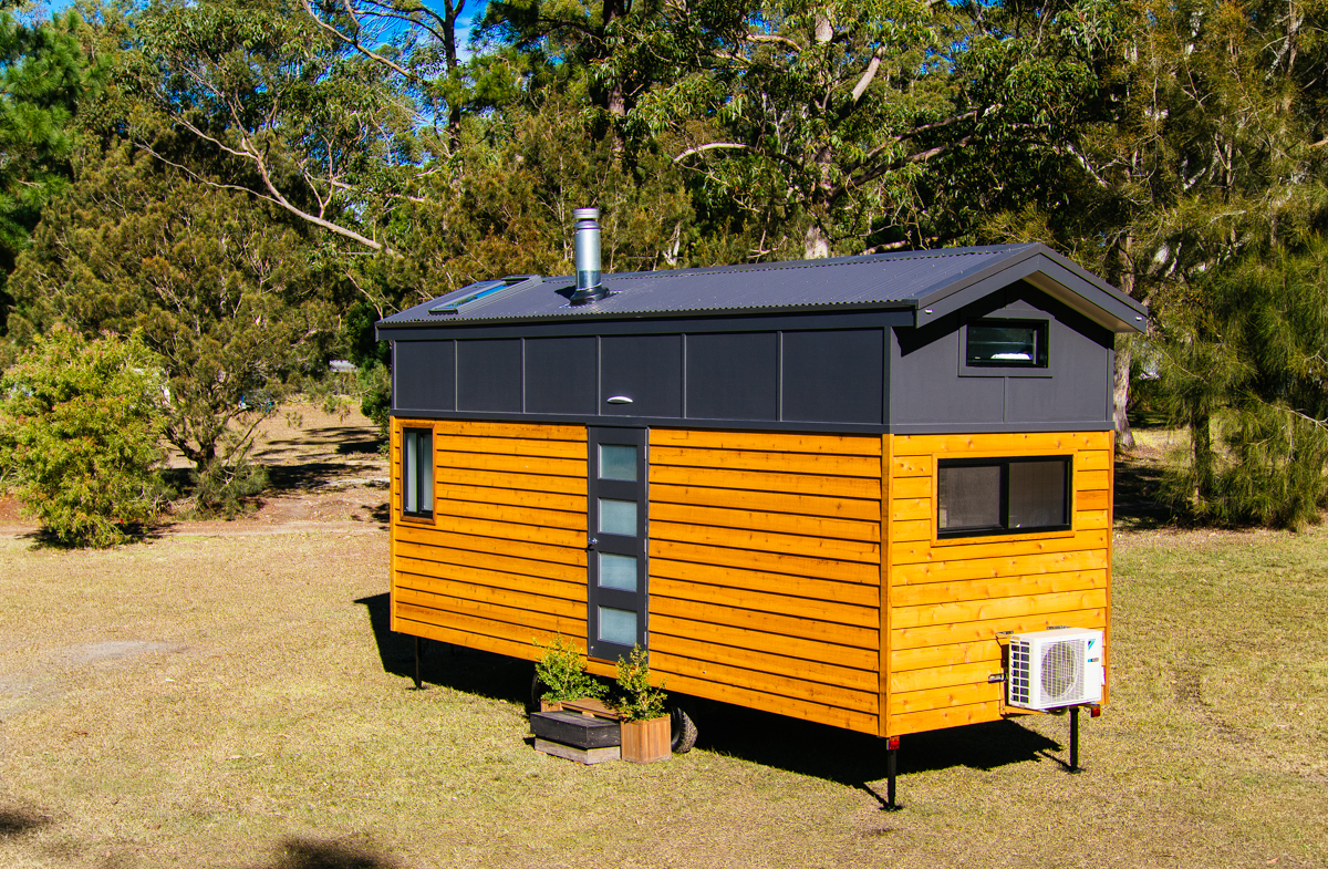 Tiny Home Designs: TINY HOUSE TOWN: Lifestyle Series By Designer Eco Homes