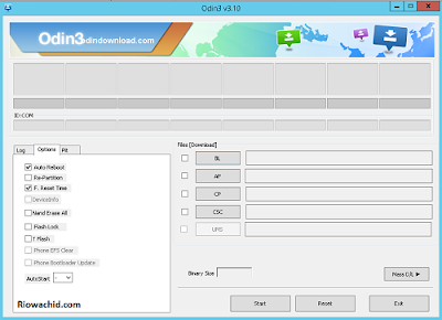 Download Odin 3.10 For Samsung