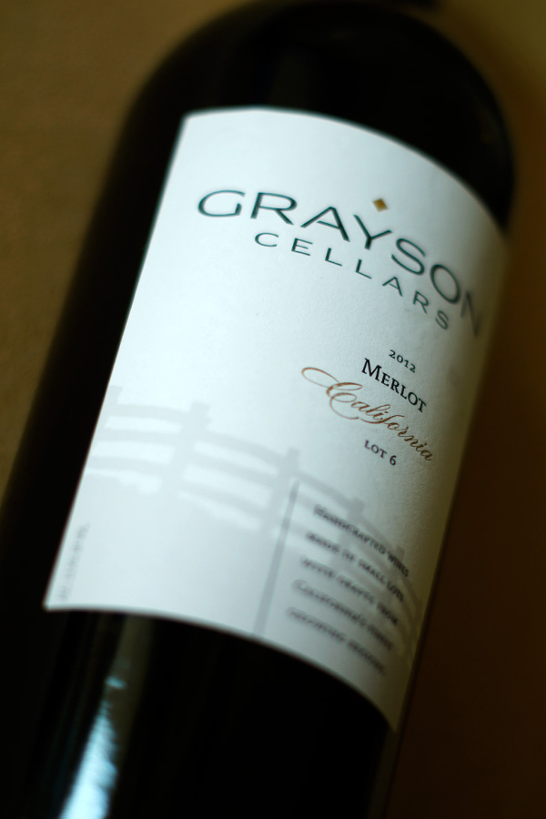 Grayson Cellars Merlot Lot6 2012 California ???????6???????????????????????????????????????????????? ... & ???_??????: Grayson Cellars Merlot Lot6 2012 California ...
