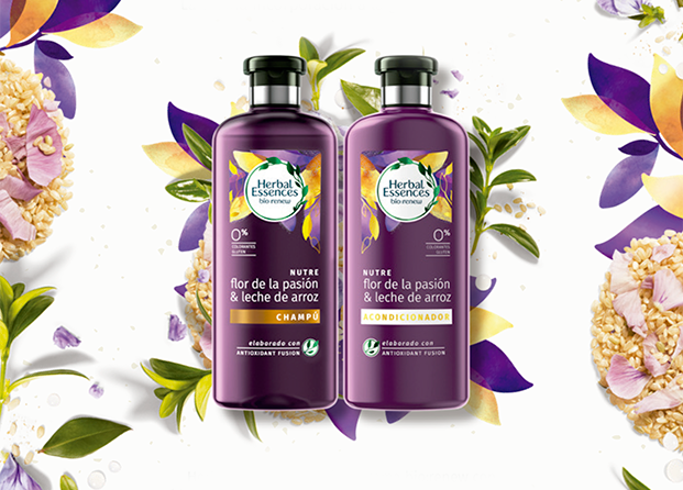 Bio:renew, la línea más natural de Herbal Essences, se amplía con dos nuevas gamas