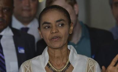 Marina Silva passa Bolsonaro no 2º turno, diz Datafolha