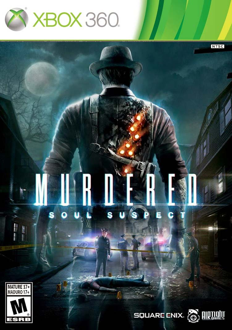 Murdered: Soul Suspect Legendado PT-BR (JTAG/RGH) Xbox 360 Torrent