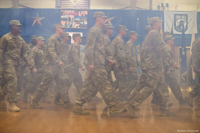 Fort Carson, CO Military Homecoming Photographer