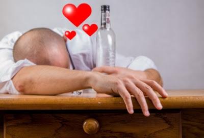 mabuk cinta
