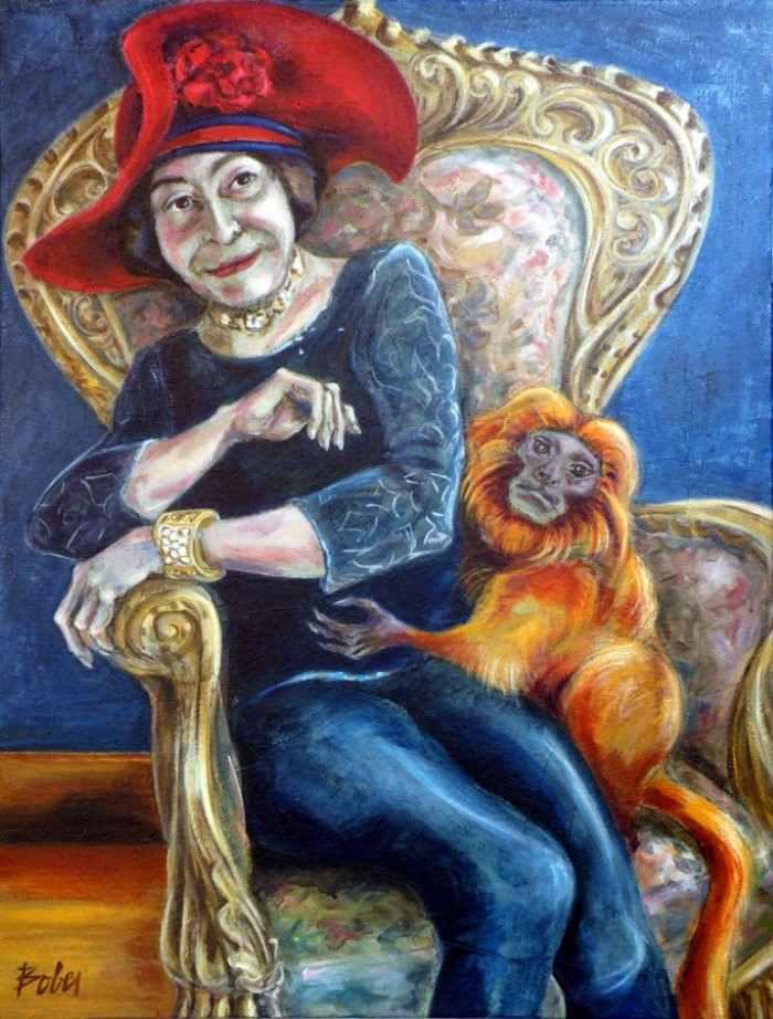 Царство снов. Clara de Bobes