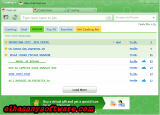 Camfrog Video Chat Terbaru
