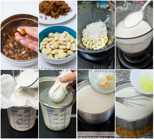 Almond Dessert Procedures