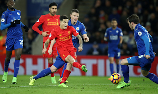 Liverpool vs Leicester Live Streaming online Today 30 -12 - 2017 Premier League