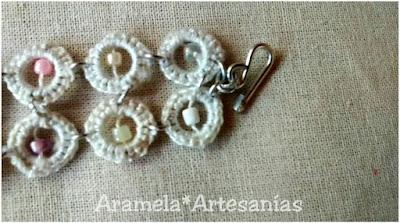 pulsera crochet 4