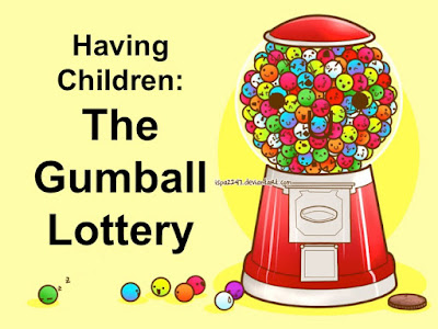 Having Children: The Gumball Lottery