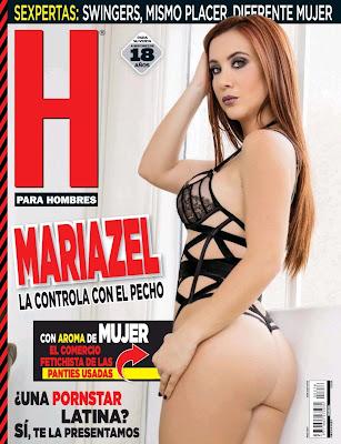 Mariazel Olle - H para Hombres 2017 Mayo (62 Fotos HQ)