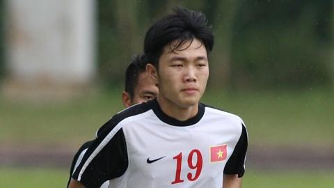 Cầu thủ Lương Xuân Trường