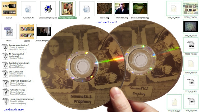 autorun-program DVD