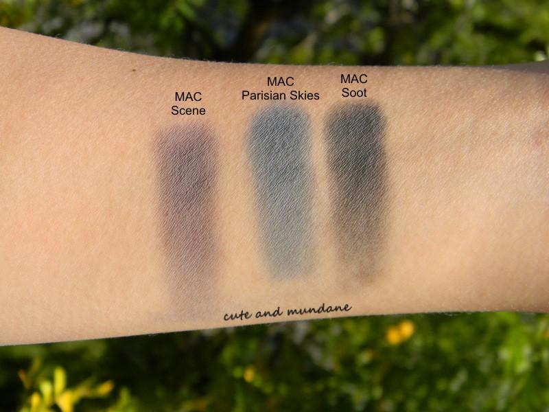 Mac Scene Eyeshadow images