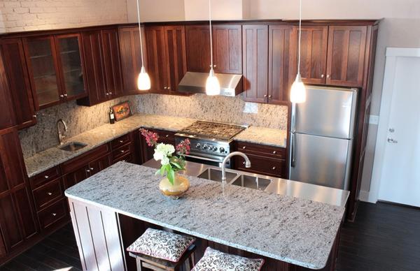 55 Pictures Of Minimalist Kitchen Tables (Ceramics, Granite, Wood, Etc.)