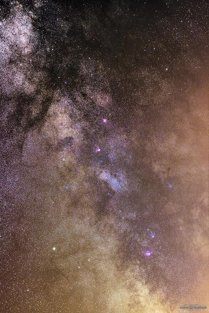 Immersion au cœur de la Voie Lactée