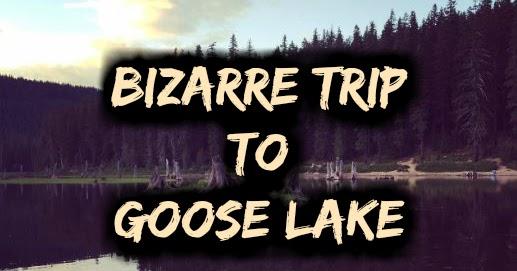 Bizarre Trip to Goose Lake