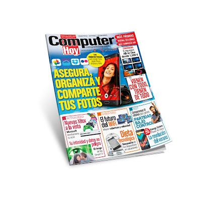 Computer Hoy - N° 464 / 15 Julio 2016 - Asegura, organiza y comparte tus fotos, los mejores trucos