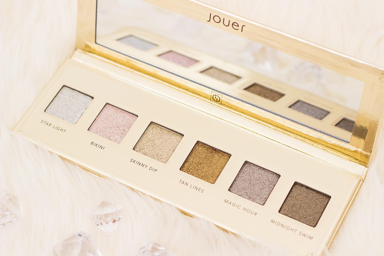 Jouer Skinny Dip Ultra Foil Shimmer Eyeshadow Palette