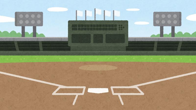 「野球場 フリー画像」の画像検索結果