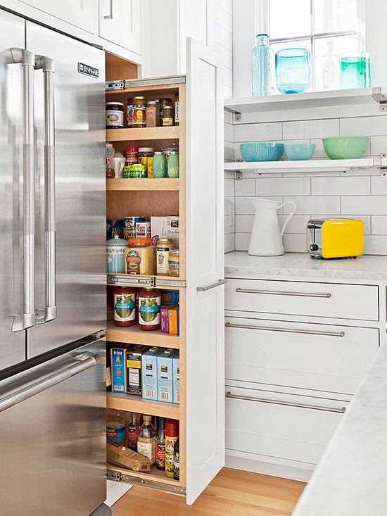 2014 Perfect Kitchen Pantry Design Ideas : Easy to Do ...