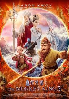 Film The Monkey King 3 2018