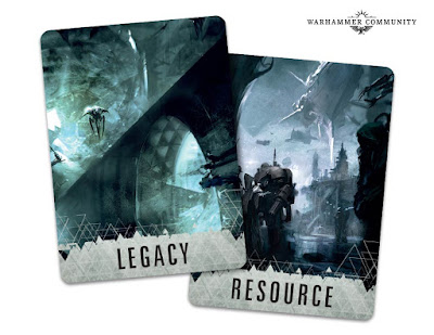 Cartas Blackstone Fortress