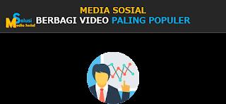 Media Sosial Berbagi Video Paling Populer - 2017