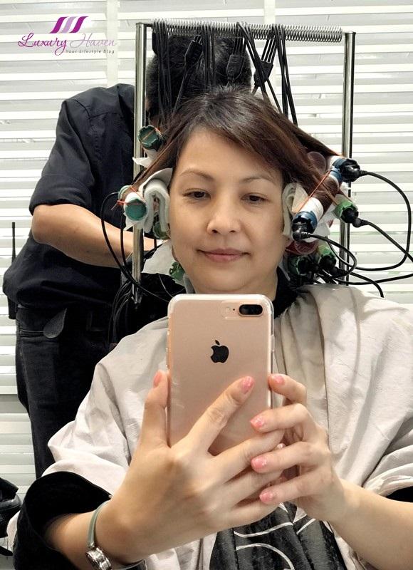 clover hair boutique korean digital perm promo