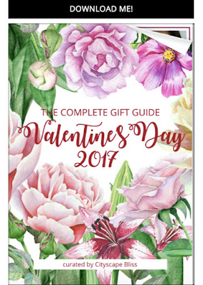 The Complete Valentine's Day Gift Guide 2017 (DOWNLOADABLE!)