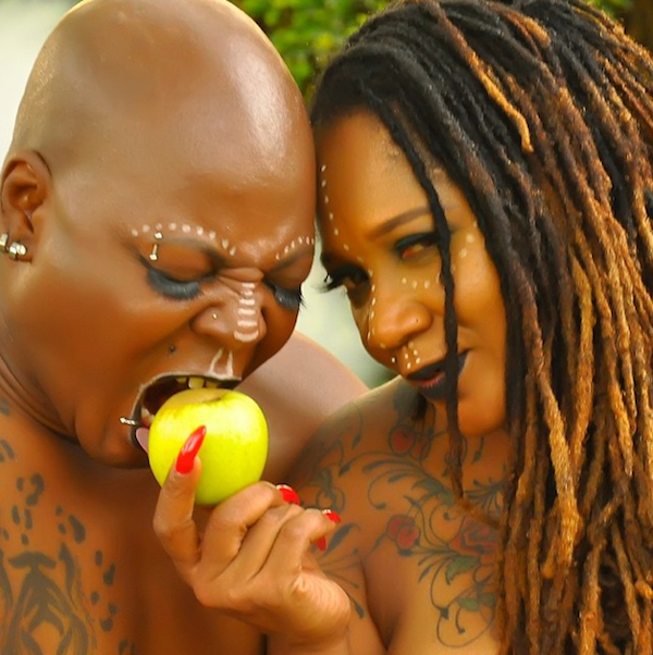 Charly Boy shares note his wife wrote to him 40-years ago