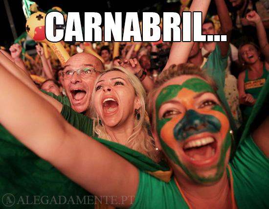 Imagem de Manifestação contra Dilma Rousseff – Carnabril…