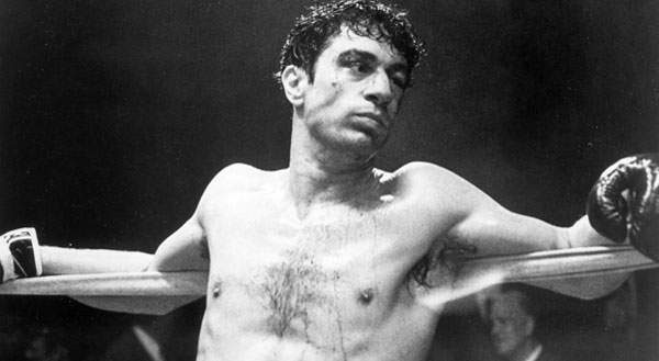 Raging Bull is considered one of the '80s best films