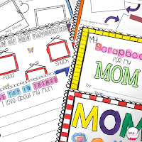 Mother's Day Scrapbook