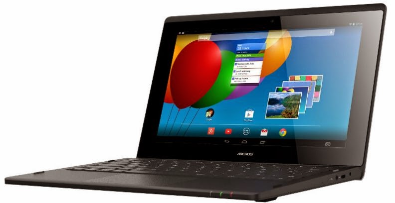 archos, android, netbook, laptop android