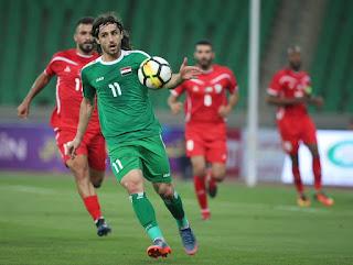 موعد مباراة العراق وفلسطين الودية الجمعة 28-12-2018 في مباريات منتخبات ودية
