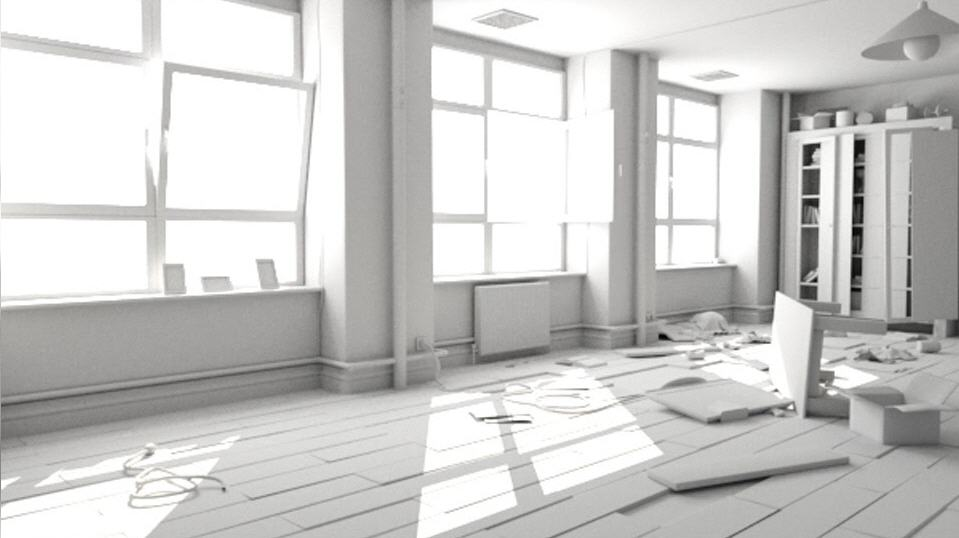 Interior lighting in arnold for 3ds max cg tutorial for Vray interior lighting rendering tutorial