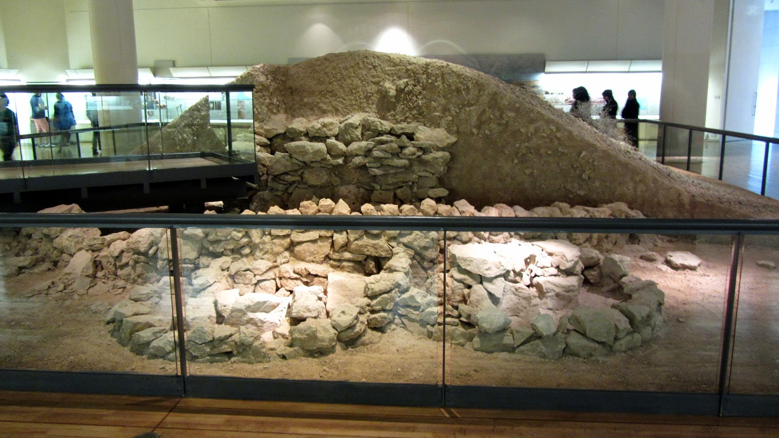 burial mound Bahrain National Museum Pop Culture Middle East