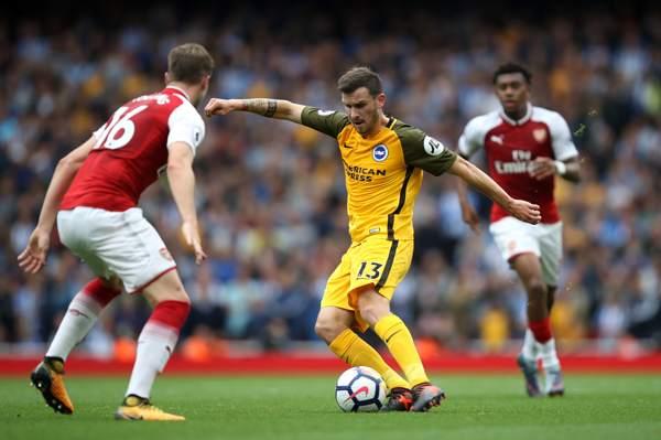 Brighton vs Arsenal
