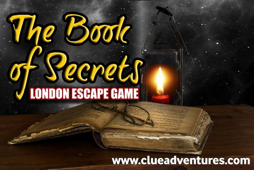 Clue Adventures Escape Room