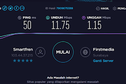 [Terbaik] Cara Mempercepat FUP Smartfren Unlimited Hingga 11 Mbps