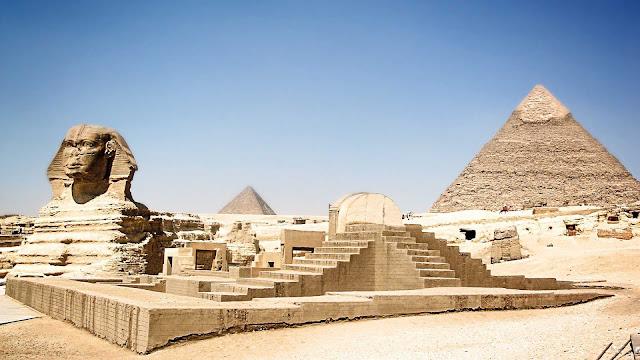 Bạn hãy cố gắng đến ít nhất một trong những địa điểm Bắc Phi mang tính biểu tượng sau đây.