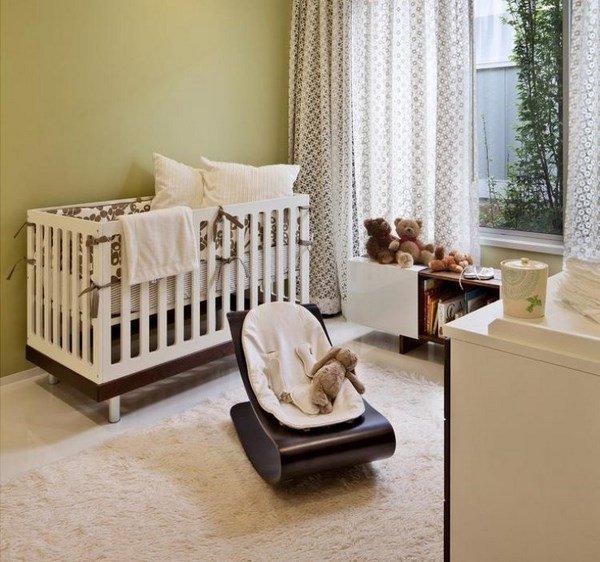 Desain Unik Untuk Kamar Tidur Bayi