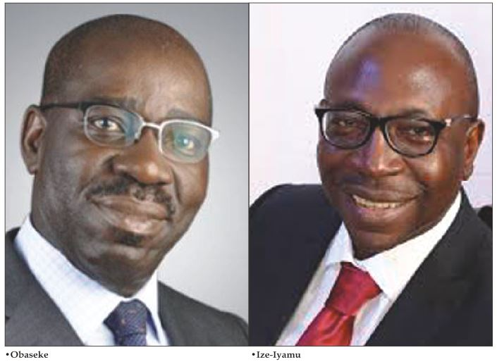 Image result for PDP lost Edo due to internal wranglings - Lawmaker