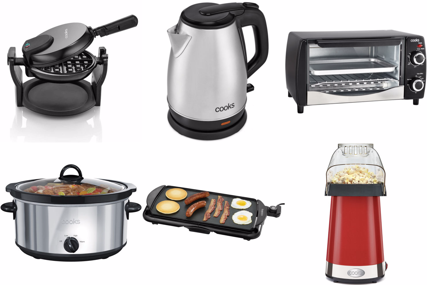 JcPenney: $7.99 After $12 Rebate Cooks Small Kitchen Appliances ...