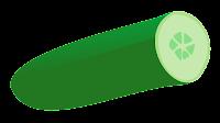 cucumber slice clip art