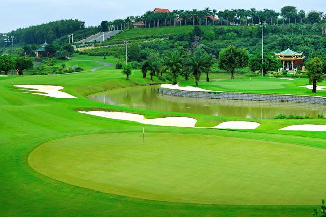Sân Golf mini tại Ohara Villa